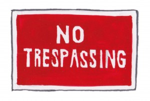 trespassing-sign
